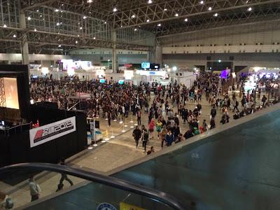 闘会議2015 会場