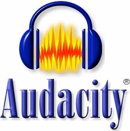 how to open audacity e files