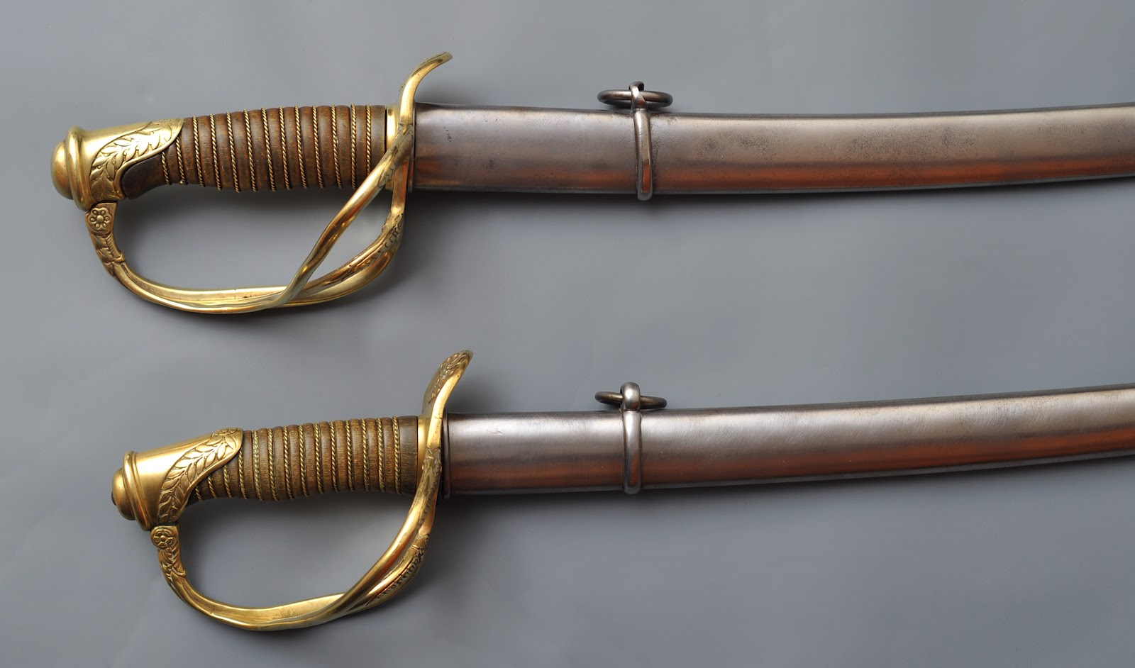 Light Sabres Napoleonic Swords and Sabers Collection: French Officer ...
