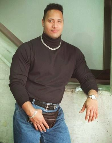 the rock muda