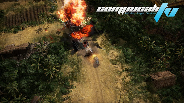Renegade Ops Collection PC Full Español