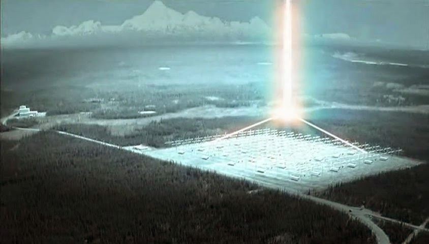 Government Secrets In Alaska -HAARP