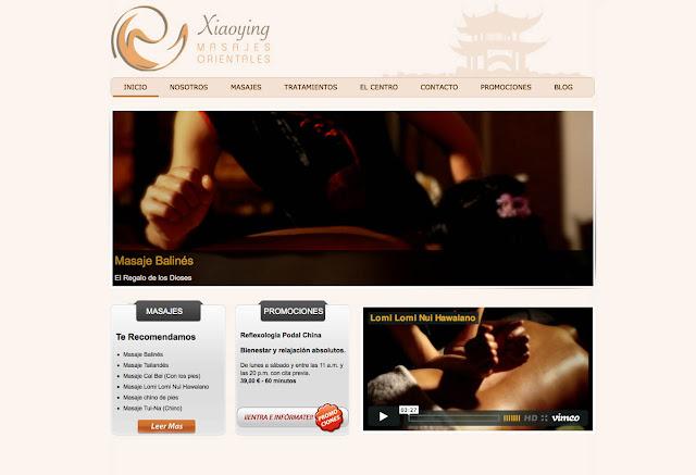 centro de masajes en Madrid