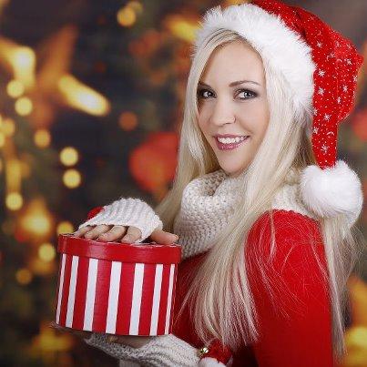 santa costume for girl
