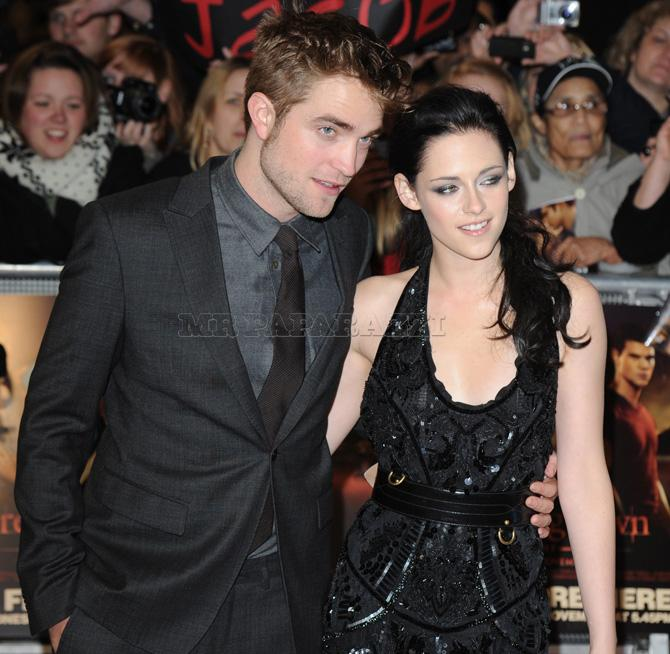 Download this Robert Pattinson And Kristen Stewart May Getting Married Soon picture