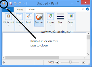 Some usuability tricks for windows