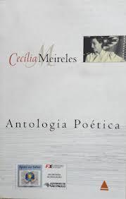 capa de Antologia poética, de Cecília Meireles