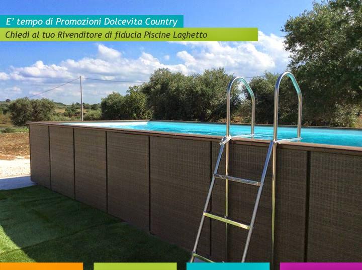 Settembre ottobre tempo di promozioni dolcevita country for Clorazione piscine