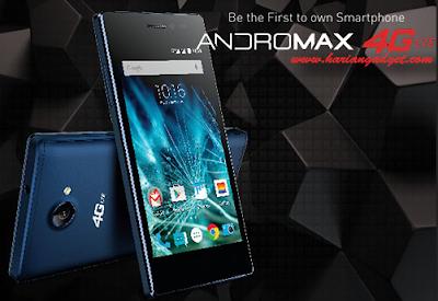 Harga Dan Spesifikasi Smartfren Andromax 4G LTE