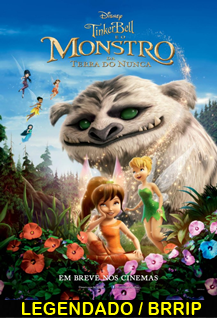 Assistir Tinker Bell e o Monstro da Terra do Nunca Legendado 2015