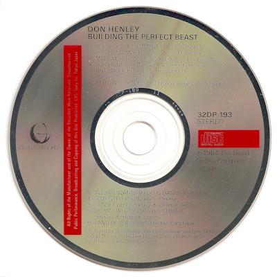 Don Henley - Building The Perfect Beast album lyrics ...