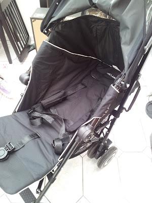 Maclaren Tecno XT, stroller