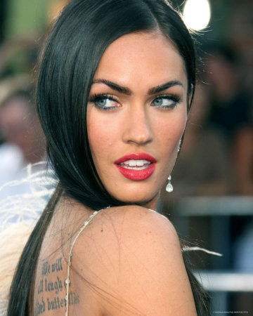 Celebrity Hairstyle New Hairstyles Pictures Of Megan Fox