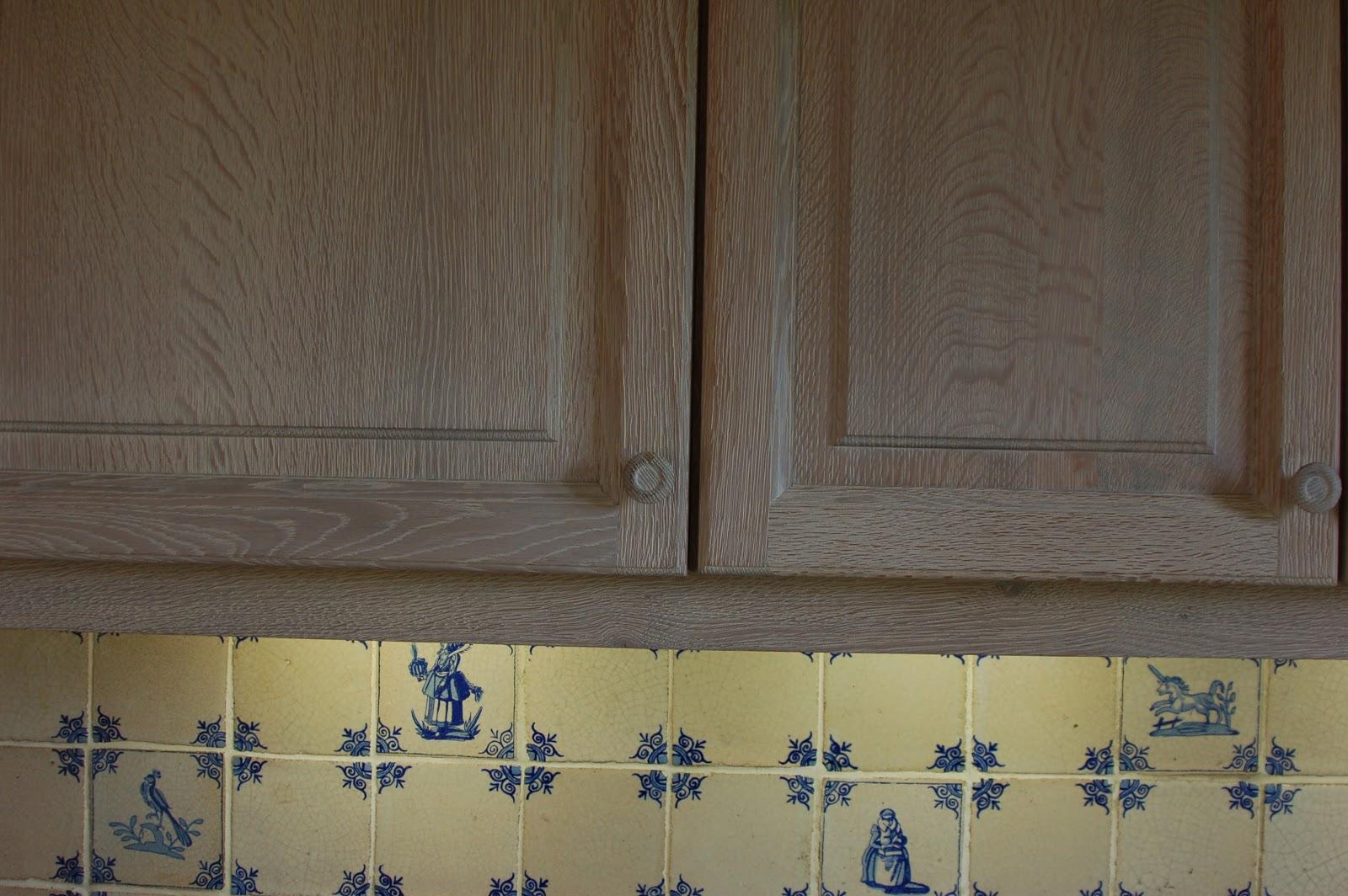 Renovatie eiken keuken Brakel Renovatie van eiken keukens