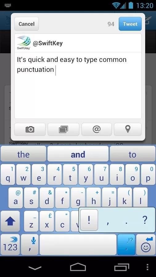 SwiftKey Keyboard v4.2.0.155