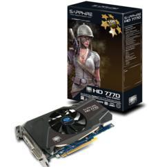 ATI Radeon HD 7770 Driver update
