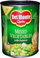 Del Monte Can Safe