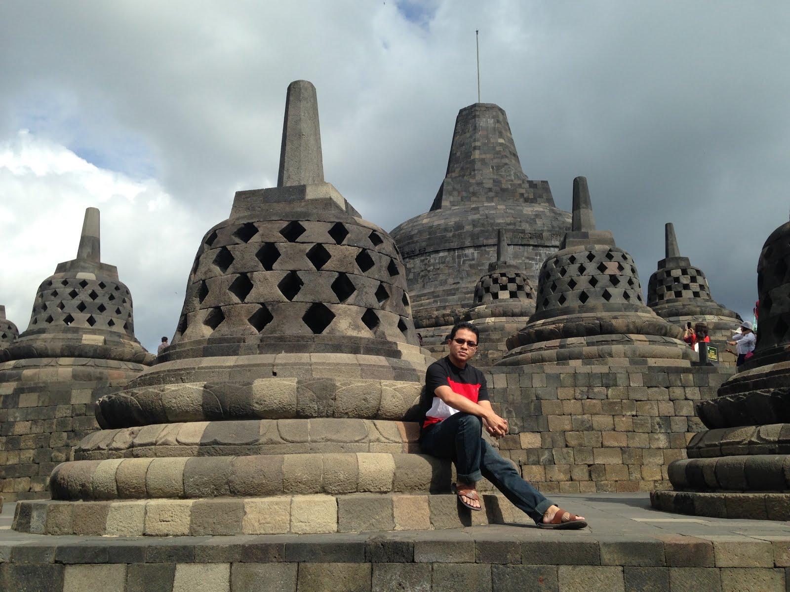 YOKYAKARTA, PULAU JAWA, INDONESIA