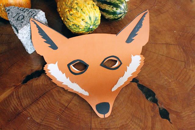 hacer mascaras de papel de animales