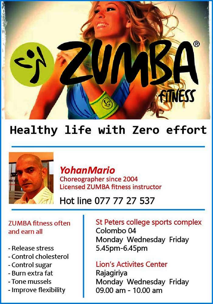 Healthy Life With Zero effort