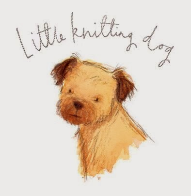 Little Knitting Dog