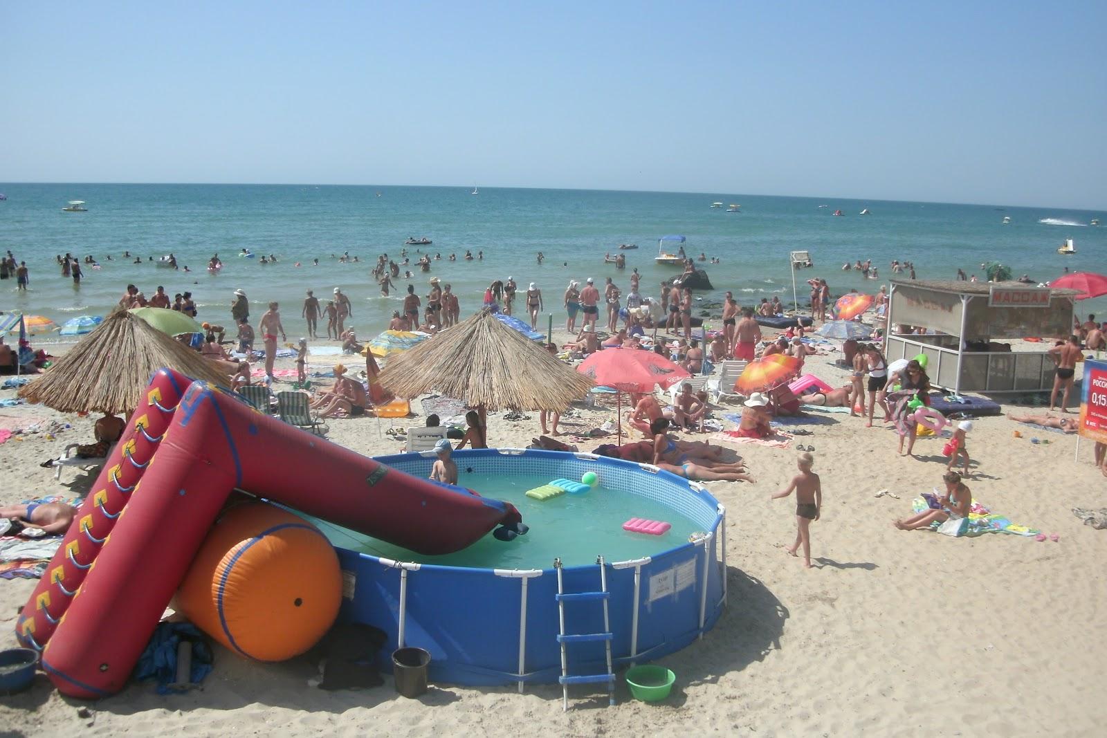 Фото с пляжа скадовска