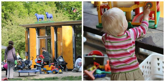 Ferie med barn i berlin sommer