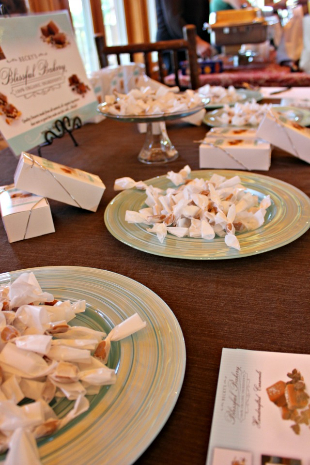 2013 Eat Local Resource Fair Milwaukee, Betsy's Blissful Bakery Caramels
