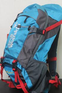 Travel Bag - JACKWOLFSKIN BEETLE 38