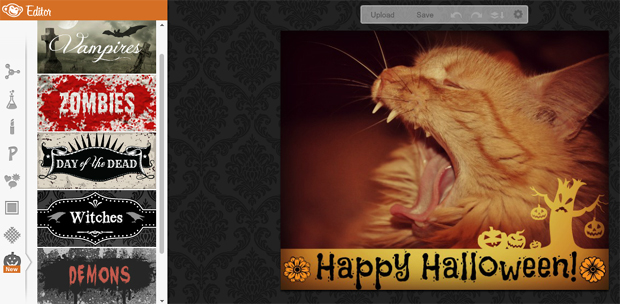Halloween Photo Editing Software