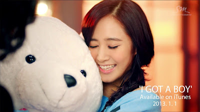 SNSD Yuri I Got A Boy Wallpaper HD 2