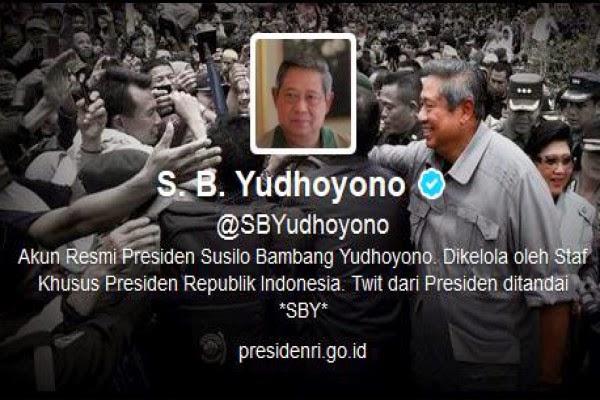 SBY minta tolong pada Tuhan soal bangsa ini