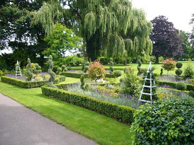 Jardim com estilo