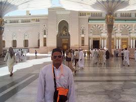 AdekQu @ Makkah