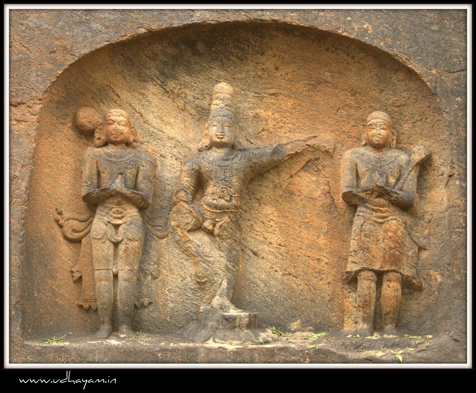 Thiruparankundram cave temple
