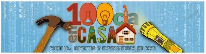 Ciencia, inventos y experimentos en casa