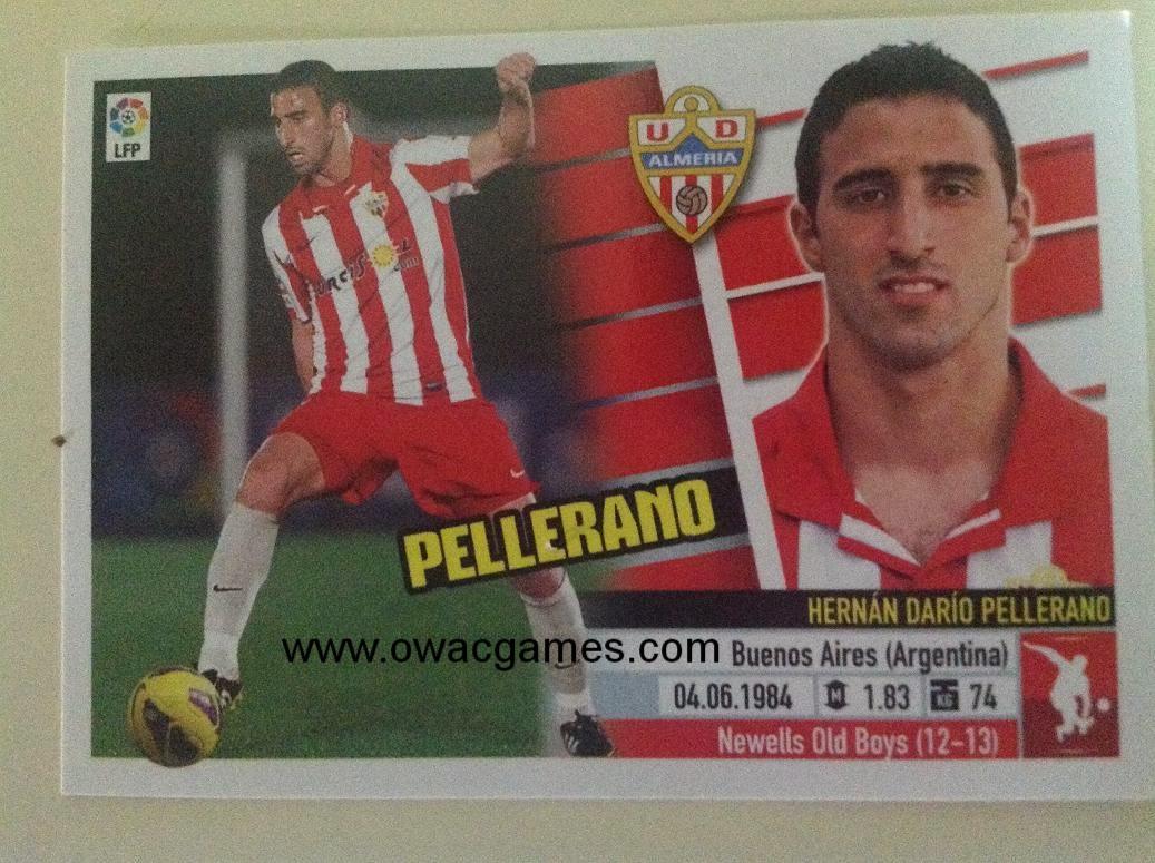 Liga ESTE 2013-14 Almeria 5 - Perellano