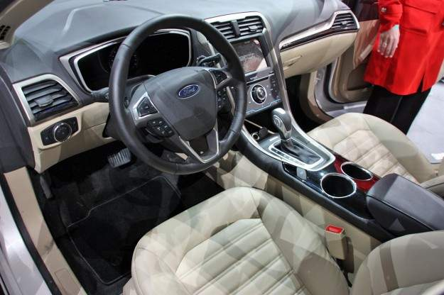 2013 ford fusion review price interior engine exterior the list