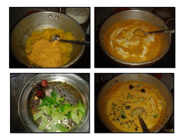 Ripe Mango Curry | Manpazha Kootan