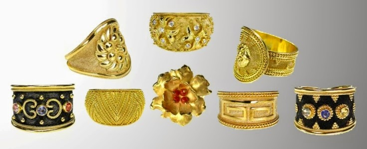 Parthenon Greek Jewelry