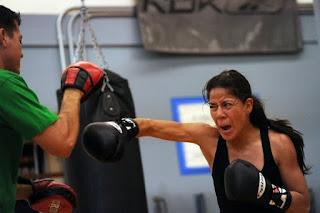 Sulem Urbina womens boxing Team USA Mexico