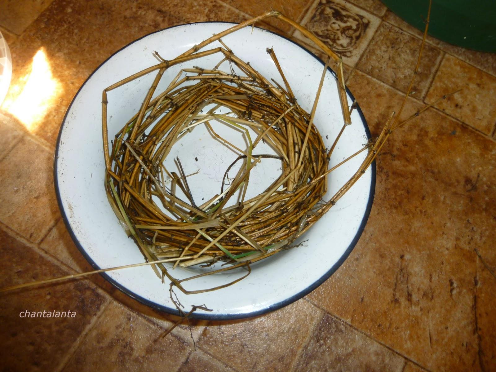Как самому сделать гнездо 626
