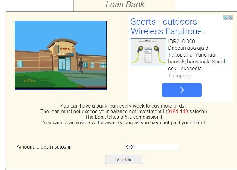 Game Faucet Peternakan Burung Penghasil Bitcoin , FaucetBirds | Coin-Crypto