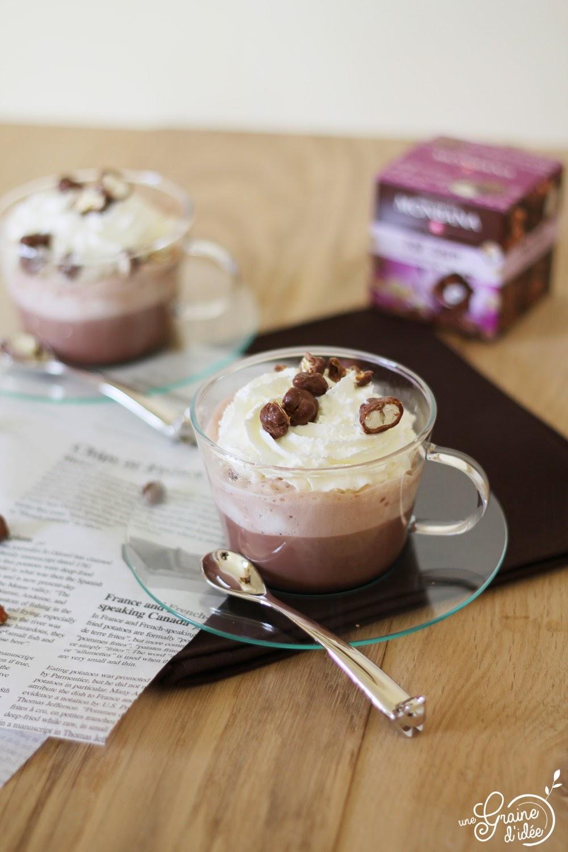 Chocolat Chantilly Pop corn - Une Graine d'Idée