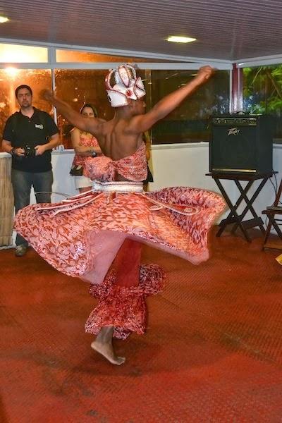 CULTURA AFRO-BRASILEIRA - OGUM