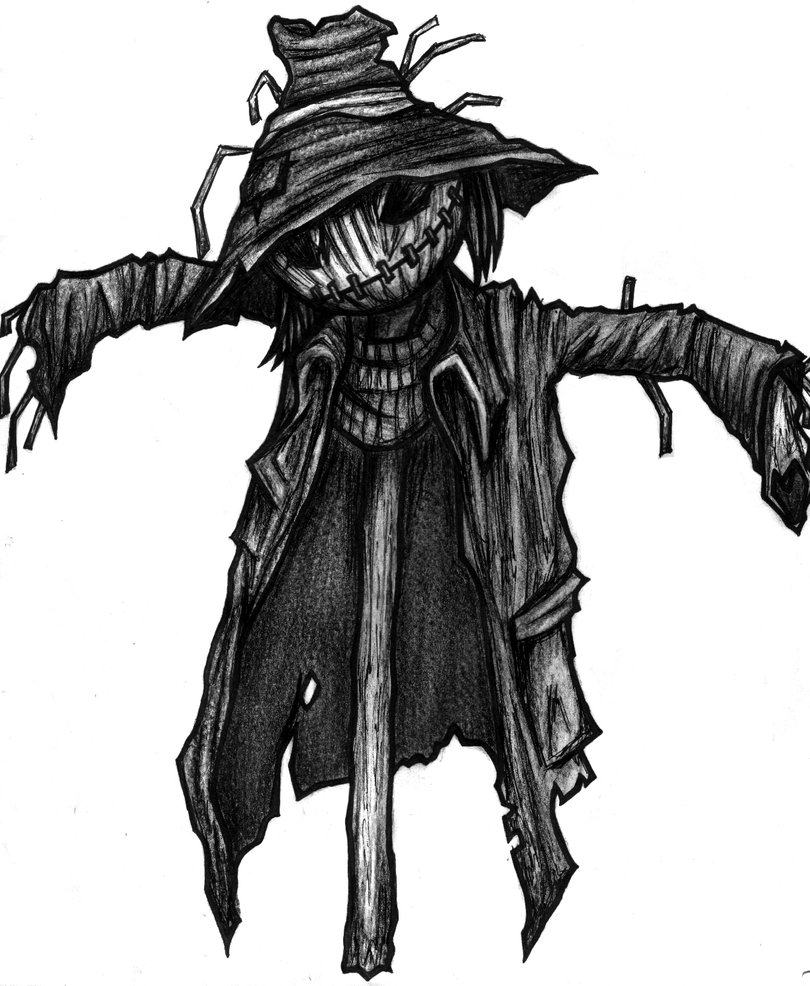 Scarecrow without his mask  WB Games Community