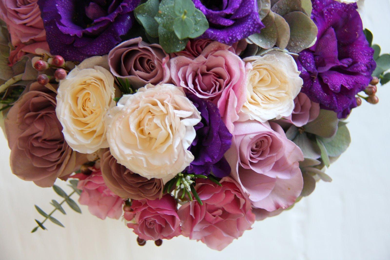 Purple Wedding Flowers Bridal Bouquet picture wallpaper (1600 x 1067 )