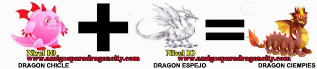 como hacer el dragon ciempies en dragon city formula 1