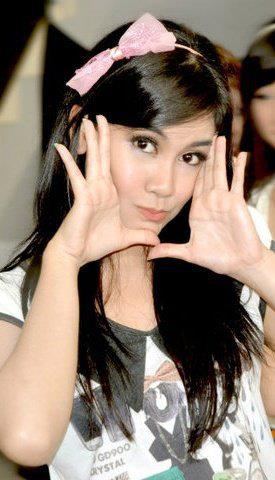 Foto Anisa ChiBi Cantik