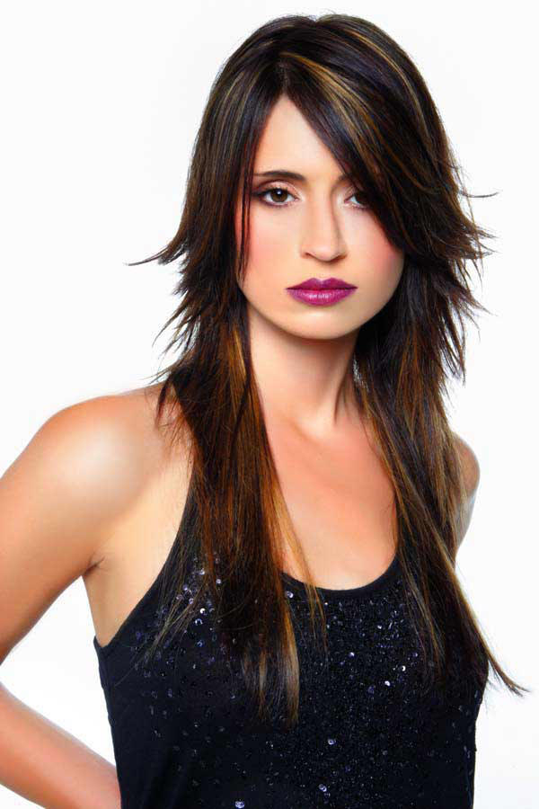 pretty hairstyles for girls with long. Latest Long Hairstyles